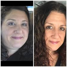 Ketomary71 - #FaceliftFriday Carb face to Keto face.... | Facebook