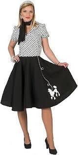 femmes 1950s 50s caniche robe jupe tv