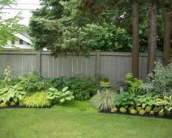Hosta Design Ideas Pictures Remodel And Decor Landscaping Along Fence Shade Garden Backyard Fences