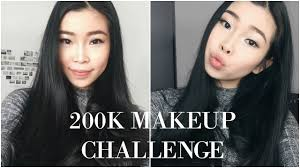 200k makeup challenge indonesia you