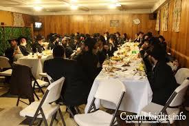 Photos: The Annual Maple Street Shul Melava Malka • CrownHeights.info –  Chabad News, Crown Heights News, Lubavitch News