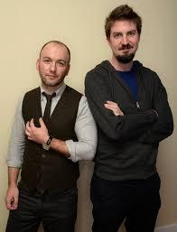 Simon Barrett, Adam Wingard - Simon Barrett and Adam Wingard ...