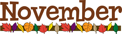 Image result for november clipart""