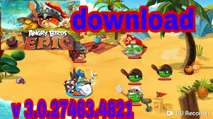 ANGRY BIRDS EPIC V 3.0.27463.4821 MOD RPB APK DOWNLOAD GAMES FOR ...