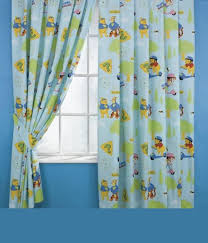 Curtain Designs And Styles For The Children S Bedroom