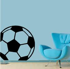 Sports Wall Decor For Boys Room Boys Room Decor Stickers Soccer Baseball Wall For Sale Online Ebay