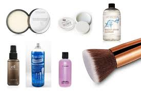 best makeup brush cleaners 2016