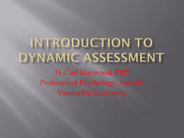 H. Carl Haywood, PhD Professor of Psychology, emeritus Vanderbilt  University. - ppt download