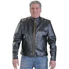 model b leather motorcycle jacket