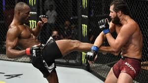 Kamaru Usman vs Jorge Masvidal fight ...