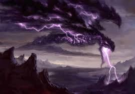50 lightning dragon wallpaper for