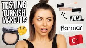 testing flormar primark makeup