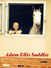 Riding & Writing...: Adam Ellis, Saddle Maker at Adam Ellis Saddles UK