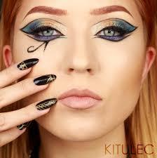 cleopatra makeup tutorial cleopatra