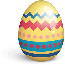 Easter Egg Yellow transparent PNG - StickPNG