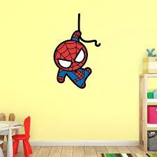 Fathead Kawaii Spider Man Wall Decal Walmart Com Walmart Com