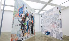 Sonia Boyce and Helen Johnson at the Institute of Contemporary Art ...
