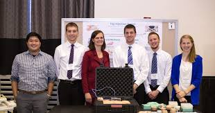 University of Minnesota Family Medicine and Community Health: Students  Design Oberstar's Hip Injection Trainer