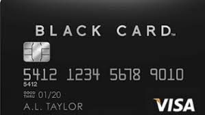 visa black card review consumerism