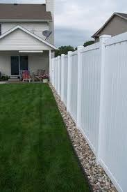 Channel Guard Can Be Used For Fences Downspouts And Mow Strips Originally Designed A Small Backyard Landscaping Backyard Fences Backyard Landscaping Designs