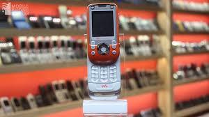 Sony Ericsson W550 Orange - review ...