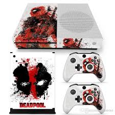 2020 Fanstore Skin Sticker Vinyl Decal Protector Wrap For Xbox One S Console And 2 Remote Controller From Fanstore 9 52 Dhgate Com