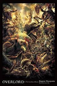 overlord vol 4 light novel the