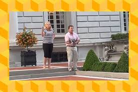 Ken and Karen' Point Guns at Protesters ...