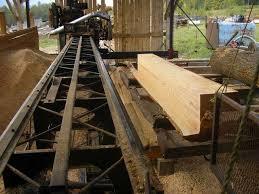 building a hydraulic swingmill