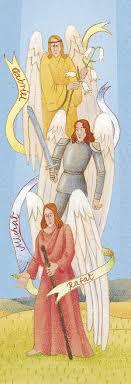 Anioł: Imiona Aniołów