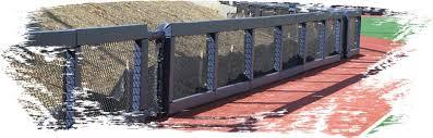 Fence Padding Baseball Softball Rail Post Padding Field Wall Pads