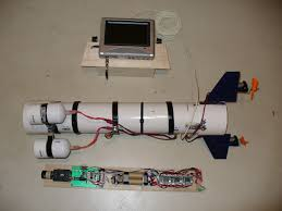 submersible rov hacked gadgets diy