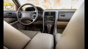 1990 lexus ls400 exterior interior