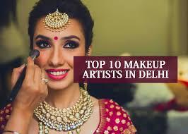 makeup artists in delhi 2019