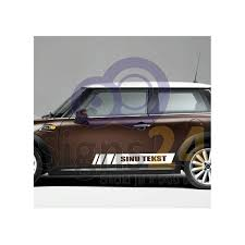 Car Side Decal With Custom Text 3m Car Sticker Car Ad Car Advertising Vinyl Decal