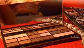 makeup revolution i heart chocolate