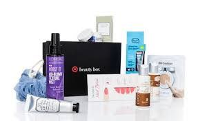 target beauty box for february 2016
