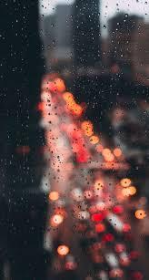 خلفيات جوال عن فصل الشتاء والمطر جرافيك مان
