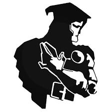 Doctor Doom Decal Sticker