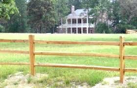 Split Rail Fence 3 Cedar Norme Co