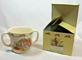 royal doulton bunnykins england mug cup