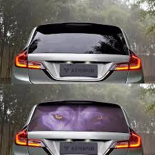 3d Transparent Suv Car Rear Window Wrap Decals Vinyl Sticker Horror Monsters Zombie Picture Graphic Stickers Tint Film Rear Window Decals Rear Windowvinyl Stickers Aliexpress