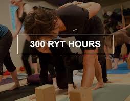 300 hour yoga teacher three