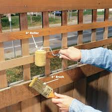 How To Renew Wooden Fences Diy Family Handyman