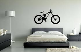Home Furniture Diy Wallpaper Rolls Sheets Large Bmx Bike Childrens Art Bedroom Wall Big Mural Sticker Stencil Vinyl Decal Mtmstudioclub Com