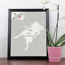 alice in wonderland poster frame