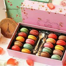macarons famous french fruit dessert