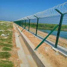 China Diy Welded Mesh Fence Popular Style Safety China Fence Welded Mesh Fence