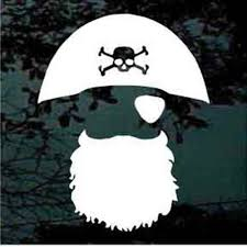 Pirate Car Decals Stickers Decal Junky