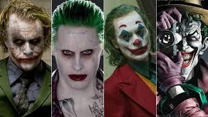 makeup artist creates joker look four